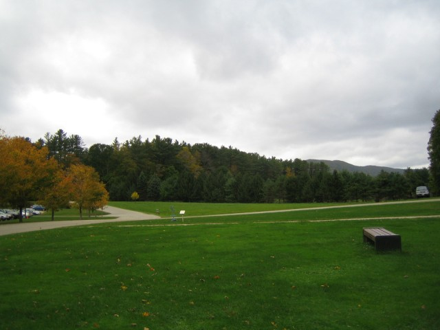 Grounds at Rockwell Museum
