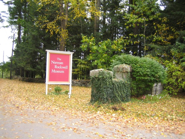 Norman Rockwell Museum in Massachusetts