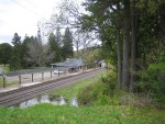 Stockbridge railroad station
