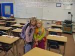 Megan and Annika