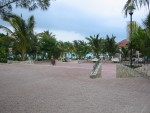Looking toward the ferry marina.
